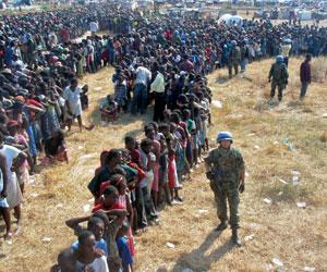 Betis: Imágenes de Haití tras el terremoto