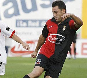 Betis: El jugador del Real Unión de Irún, Gorka Brit