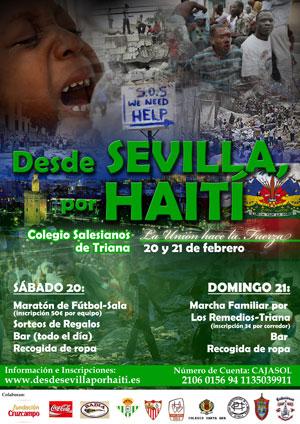 Actos deportivos por Haití