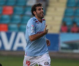 Betis: Trashorras, jugador del Celta de Vigo