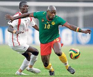 Emana tiene que volver de disputar la Copa África