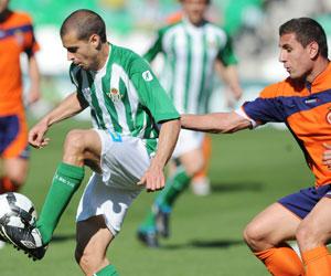 Betis: Juanma intenta marcharse de un jugador del Gerona