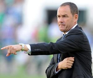 Betis: El técnico maño alecciona a los suyos en el choque del sábado