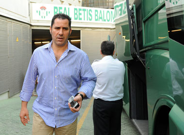 Betis: Momparlet empieza a estar señalado como culpable
