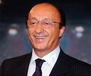 Betis: Luciano Moggi, protagonista en Italia del 'Moggigate'