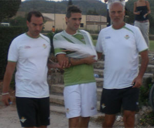 Debido a la lesión de Arzu, Goitia será el capitán el domingo