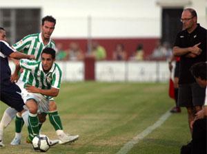 Betis: Ezequiel volvió a jugar con el Betis B