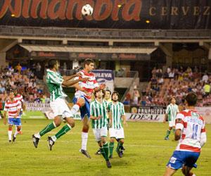 Betis: El Betis superó al Granada en los penaltis tras remontar un 2-0