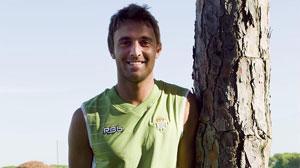 Caffa posa para ABC de Sevilla