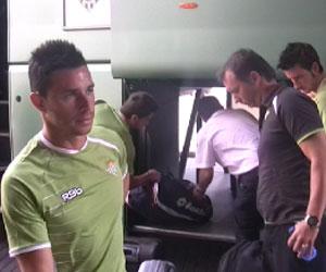 Betis: Rubén cerró la goleada ante el Tenerife en Benidorm