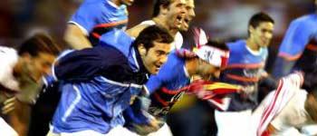 La victoria sobre Osasuna en imágenes