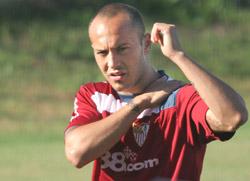 Sevilla FC: Chevantón podría tener su oportunidad