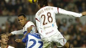 """David Prieto: """"Era importante apretarle a los de arriba"""""""