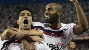 Sevilla FC: Renato y Kanouté