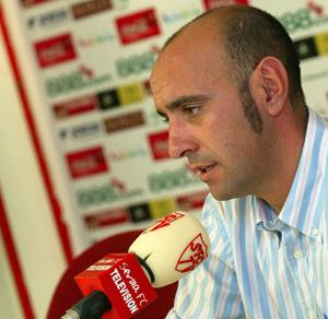 Sevilla FC: el director deportivo, Monchi