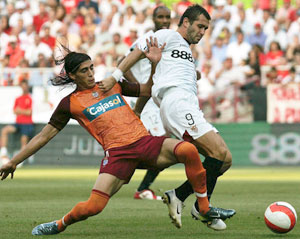 Sevilla FC: El equipo no estaba en Champions desde el partido de la primera vuelta contra el 'Recre'