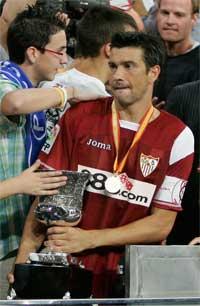 Sevilla FC: Martí no sabe nada del presunto interés de la Real Sociedad