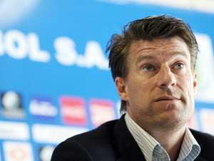 Sevilla FC: Michael Laudrup, actual entrenador del Getafe
