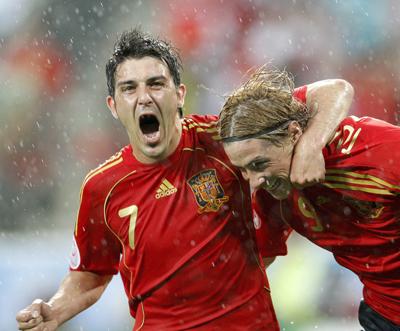 Sevilla FC: Todos juntos con la selección