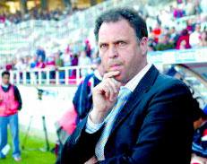 Joaquín Caparrós, ex entrenador del Sevilla FC
