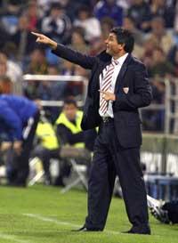 Sevilla FC: Para Juande el partido lo han decidido los fallos en ataque