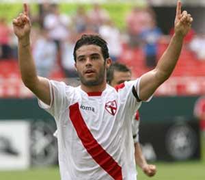 Sevilla FC: Casado, convocado por el primer equipo