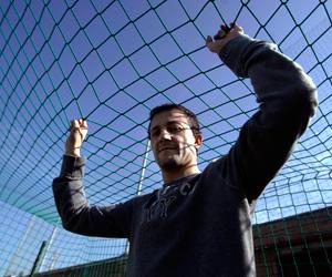 César Sánchez vuelve a Nervión, donde hizo un partidazo con el Valladolid