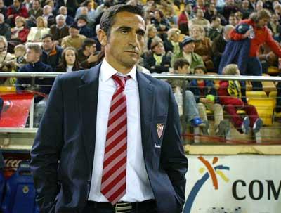 Sevilla FC: El técnico sevillista, Manolo Jiménez