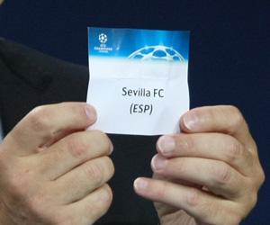 Sevilla FC: La papeleta del Sevilla saldrá del bombo de los cabezas de serie