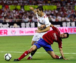 Sevilla FC: Sevilla y Zaragoza han conocido hoy cuándo juegan este fin de semana en Nervión