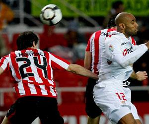 Sevilla FC: Imagen del Sevilla-Athletic de la pasada campaña