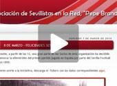 Asociación de Sevillistas en la Red Pepe Brand, la unión del sevillismo internauta
