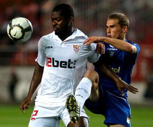Sevilla: El Xerez empató a uno en 2010