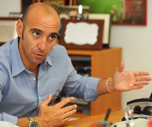Sevilla FC: Monchi, en una entrevista concedida a ABC de Sevilla