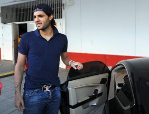 Sergio Sánchez está muy ilusionado por estar en Costa Ballena