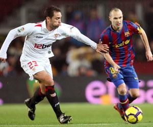 Barça y Sevilla tendrán un agosto apretado