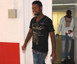 Romaric quiere continuar en el Sevilla