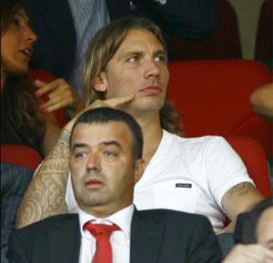 Sevilla: Alexis tendrá que ver el partido desde la grada