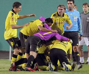 El Borussia será un rival muy complicado para el Sevilla