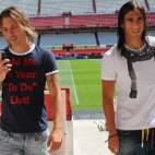 ¿El Sevilla juega con defensa?