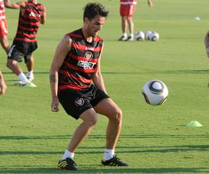 Sevilla FC: Cigarini durante un entrenamiento de esta temporada