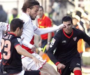 Rayo y Sevilla se jugarán mucho el sábado