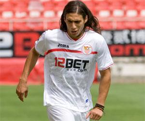 Sevilla FC: Martín Cáceres ha superado una gastroenteritis
