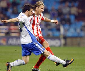 Sevilla FC: Forlán ha vuelto a trabajar hoy al margen de sus compañeros