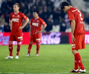 Sevilla: Imagen de la pasada temporada