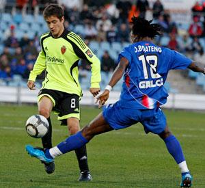 Ander Herrera, en un partido contra el Getafe