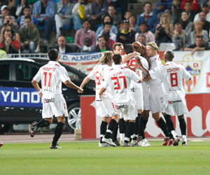 El Sevilla arrancará la liga ante un recién ascendido