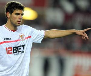 Sevilla: Fazio no llegó a tiempo para el entrenamiento