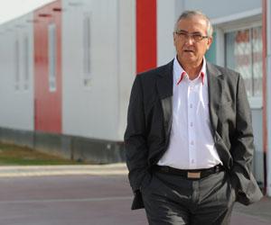 Sevilla: Gregorio Manzano, en la ciudad deportiva
