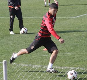 Sevilla: Renato ha jugado 281 partidos